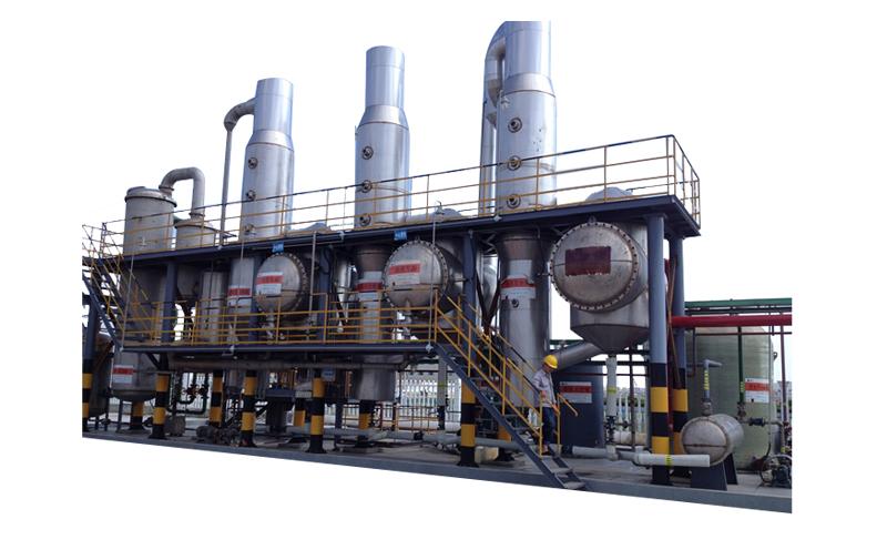 分析多效蒸发器作用和原理
