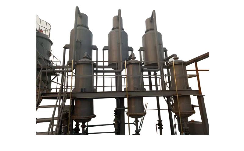 浅析降膜蒸发器的五种缺点: