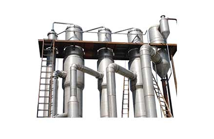 升膜蒸發(fa)器