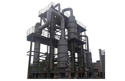 多效廢水蒸發(fa)器