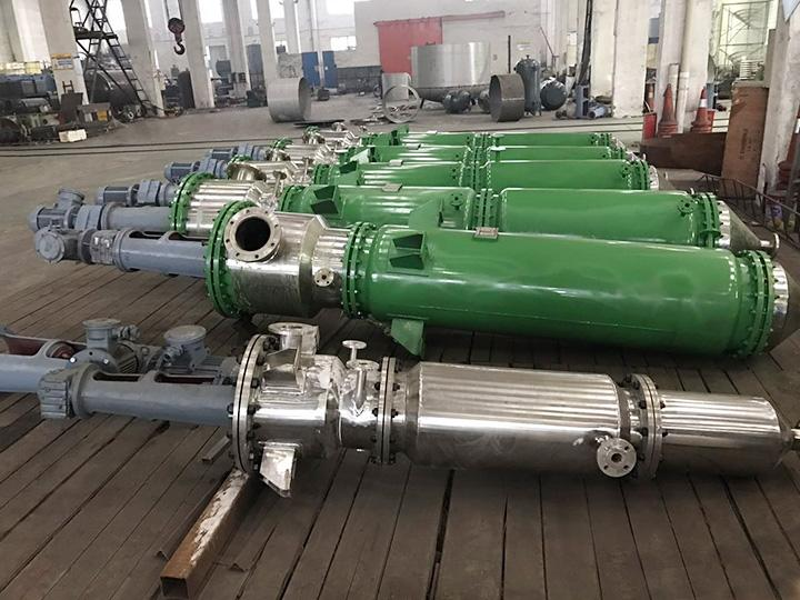 薄膜蒸发器维修保养有哪些因素?