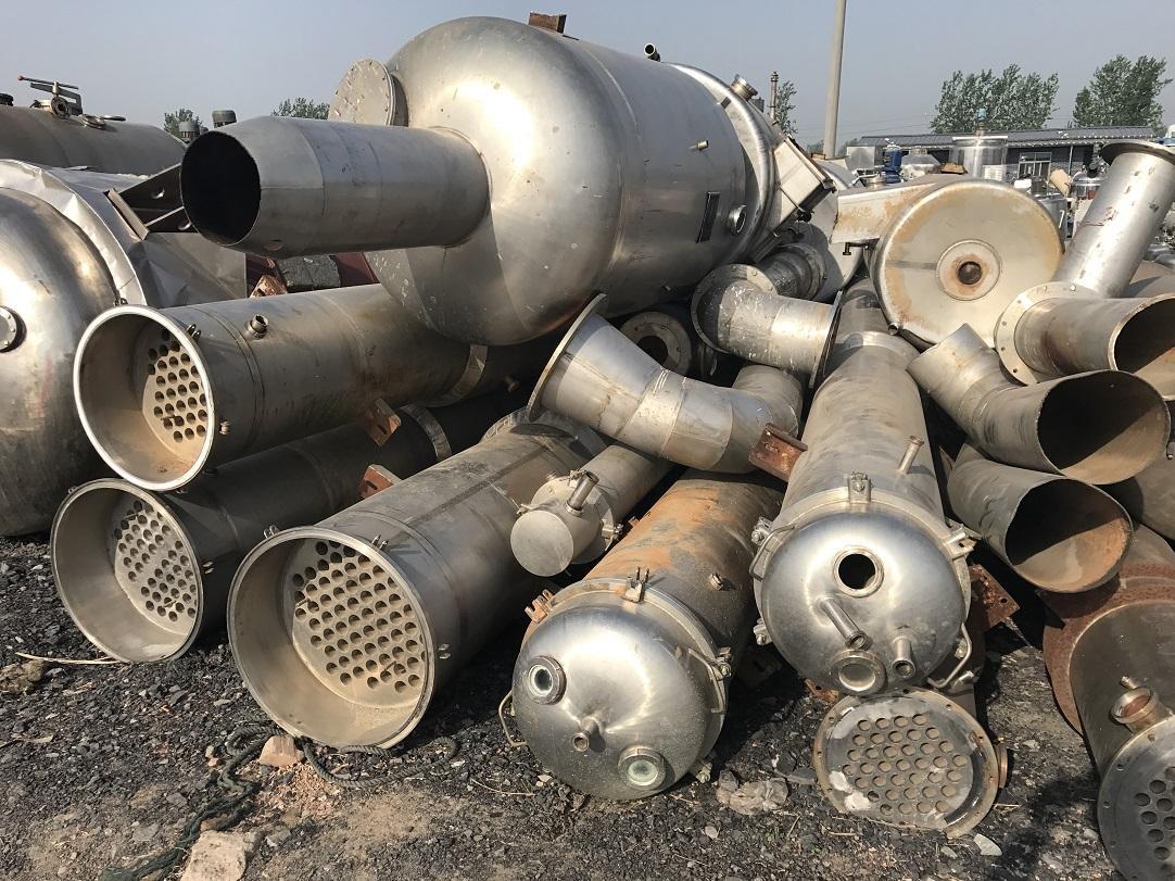 提升降膜蒸发器蒸发效率的分四个部分