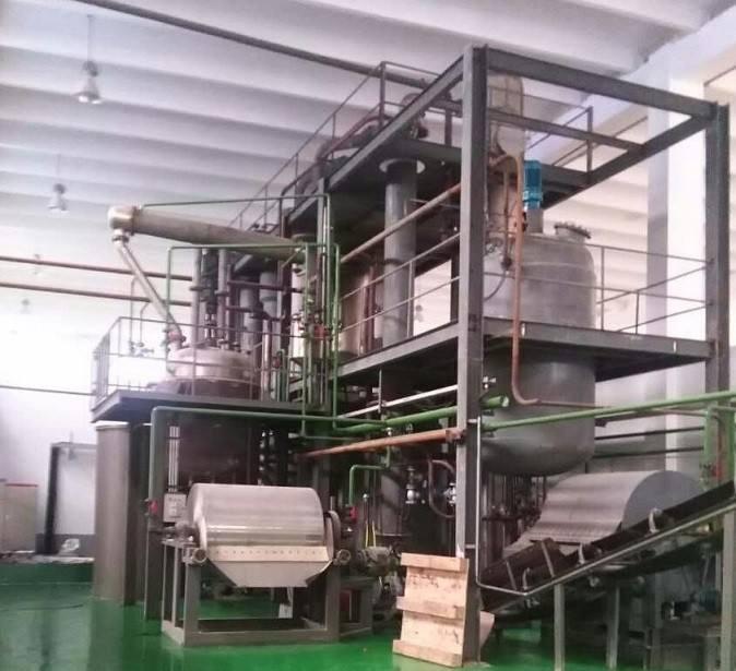 浅析废水蒸发器