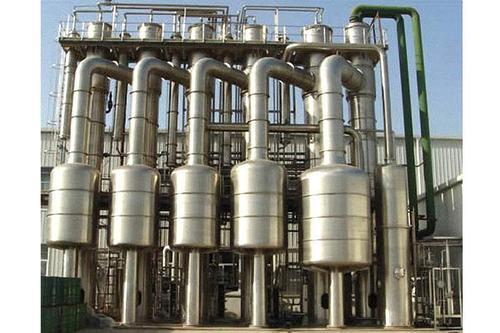 卧式壳管式蒸发器