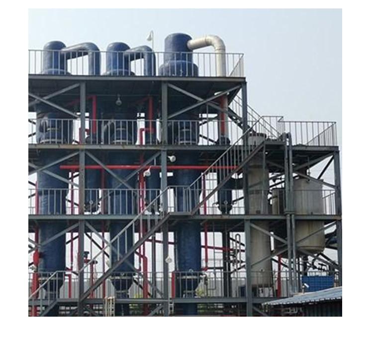 多效降膜蒸发器的主要原理及应用范围