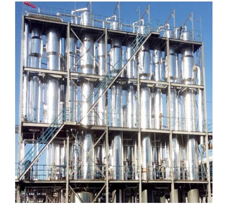 蒸发器有几种技术实现的类型