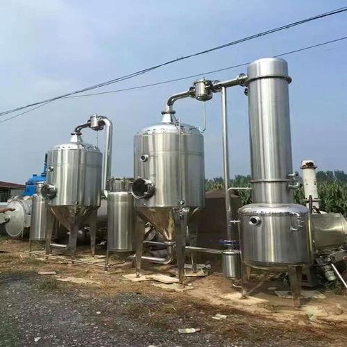 废水蒸发器使用效率如何提高