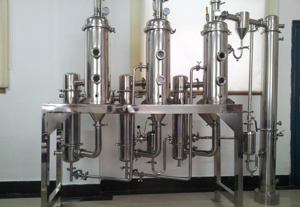 提出了废水蒸发器稳定参数的应用